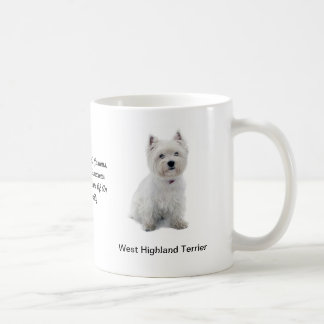 West Highland Terrier Mug  With images and a motif