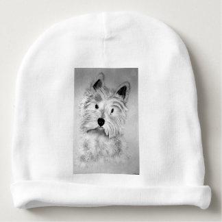West Highland White Terrier Baby Beanie