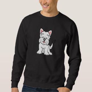 West Highland White Terrier Gifts and Merchandise Sweatshirt