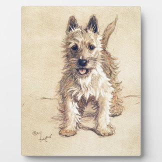 West Highland White Terrier Plaque