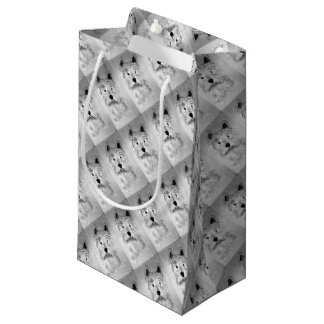 West Highland White Terrier Small Gift Bag