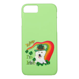 West Highland White Terrier St Pats iPhone 8/7 Case
