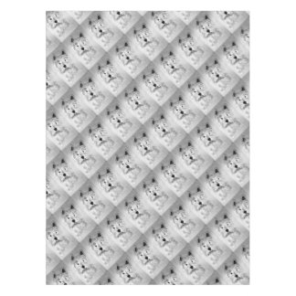 West Highland White Terrier Tablecloth