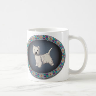 West Highland WhiteTerrier mug