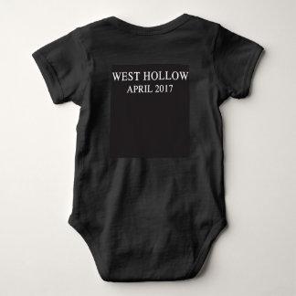 West Hollow Drama Baby Onsie Baby Bodysuit
