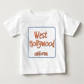 West Hollywood California BlueBox Tee Shirt