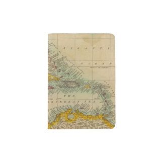 West India Islands Passport Holder
