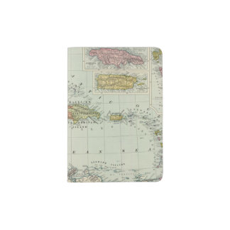 West Indies 11 Passport Holder