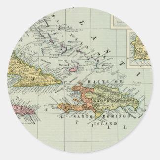 West Indies 11 Stickers