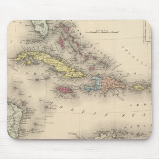 West Indies 12 Mouse Pads