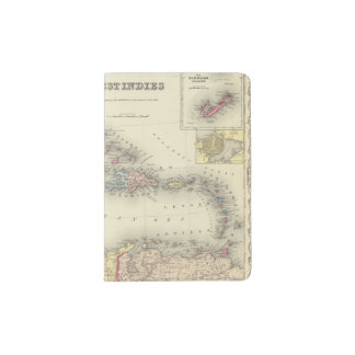 West Indies 13 Passport Holder