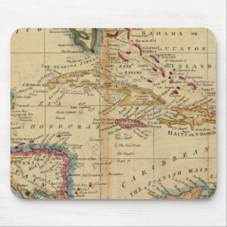 West Indies 16 Mousepad