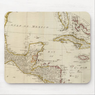 West Indies 17 Mouse Pad
