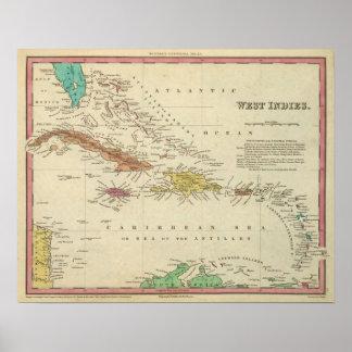 West Indies 17 Poster