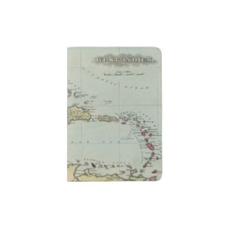 West Indies 21 Passport Holder