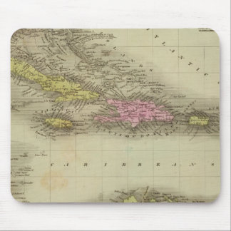 West Indies 23 Mouse Pad