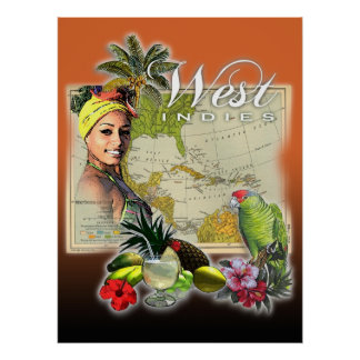 west indies poster