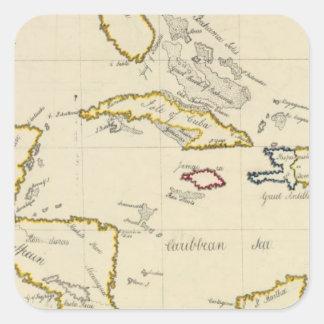 West Indies Stickers