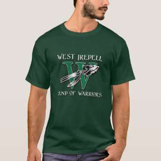 West Iredell High School Band of Warriors hoodie