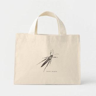 West Marin bag. cricket Mini Tote Bag