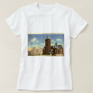 West Market Street, Greensboro NC Vintage T-Shirt