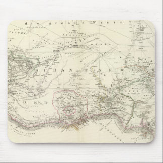 West MittelAfrica - West Central Africa Mouse Pad