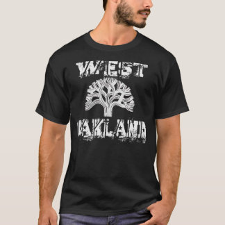 West Oakland, California T-Shirt