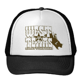 West of Texas Bull Rider Cap