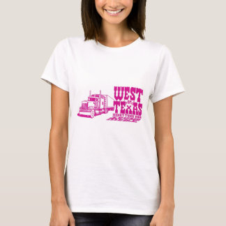 West of Texas Girl's T-Shirt
