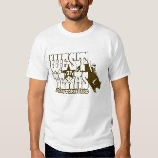 West of Texas Men's Ringer T Shirt