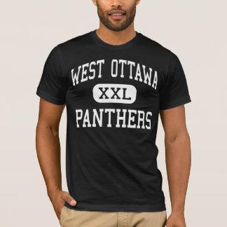 West Ottawa - Panthers - High - Holland Michigan T-Shirt