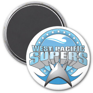 West Pacific Supers magnet