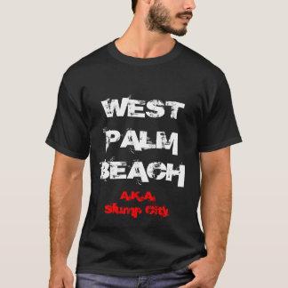 WEST PALM BEACH AKA Slump City T-Shirt