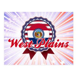 West Plains, MO Post Card
