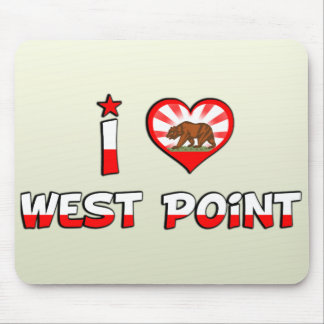 West Point, CA Mouse Pads