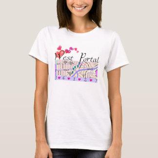 west portal Tshirt (WOMENS)