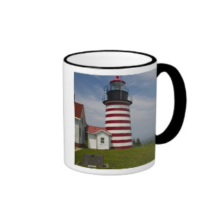 West Quoddy Head Lighthouse State Park is the Ringer Mug