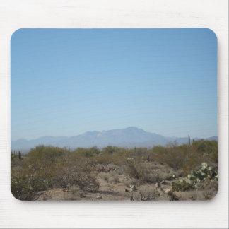 West Saguaro Monument Mouse Pad