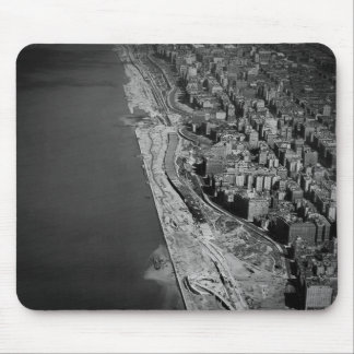 West Side Highway Riverside Drive and Hudson River Mousepads