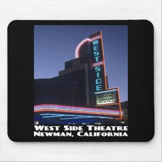 West Side Theatre Mousepad