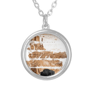 West Silver Plated Necklace