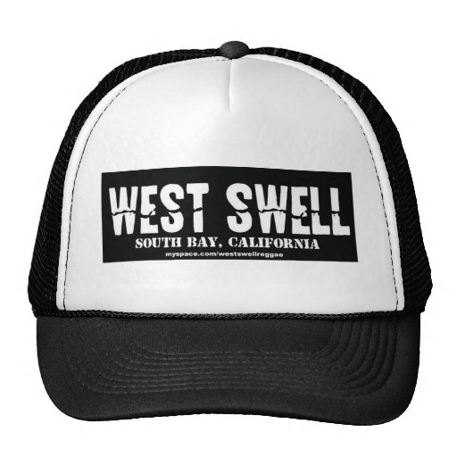 west swell mesh hat
