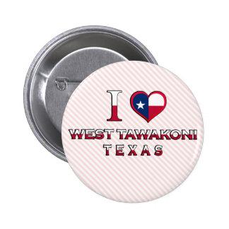 West Tawakoni Texas Buttons