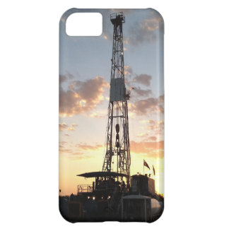 West Texas Drilling Rig iPhone 5C Case
