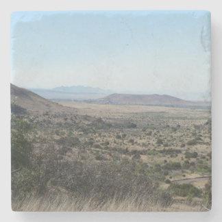 West Texas Landscape Stone Coaster