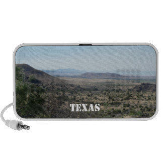 West Texas Landscape Travelling Speakers