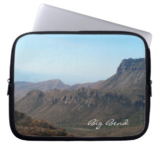 West-Texas Mountains/Big Bend Park Computer Sleeves