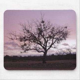 West Texas Sunset Mouse Pad