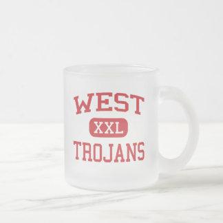 West - Trojans - West Middle School - West Texas Mug