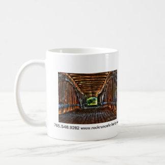 West Union Covered Bridge Coffee Mug